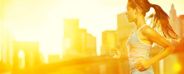 Tips for maintaining or starting a running or walking program